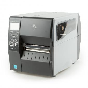 Zebra ZT230 ZPL 203dpi Thermotransfer mit Spendekante